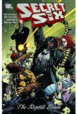 DC COMICS SECRET SIX VOL 05 THE REPTILE BRAIN TP