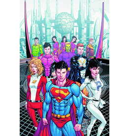 DC COMICS SUPERBOY LEGION OF SUPER HEROES THE EARLY YEARS TP