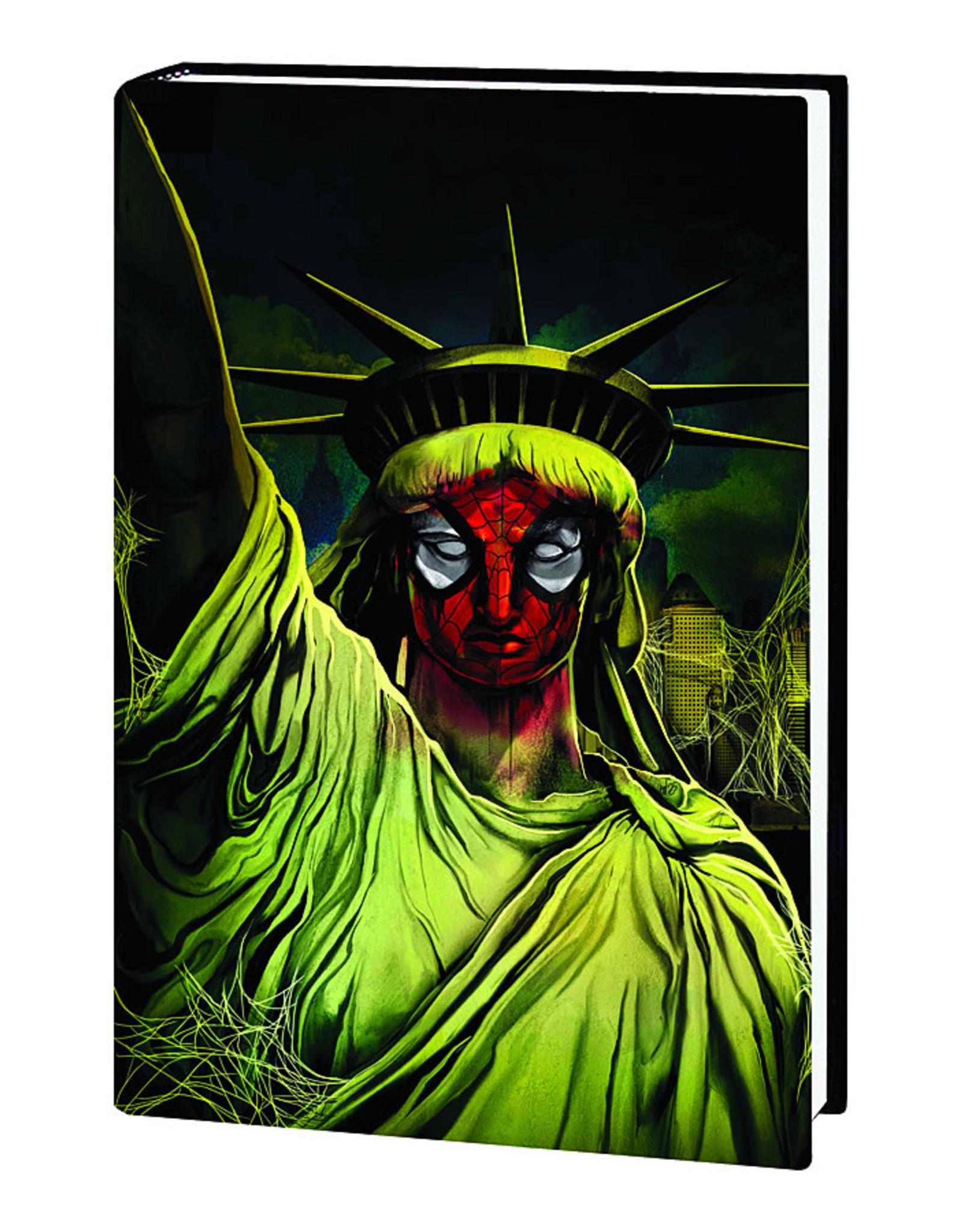 MARVEL COMICS SPIDER-MAN SPIDER-ISLAND COMPANION HC