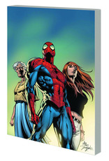 MARVEL COMICS AMAZING SPIDER-MAN BY JMS ULTIMATE COLL TP BOOK 04