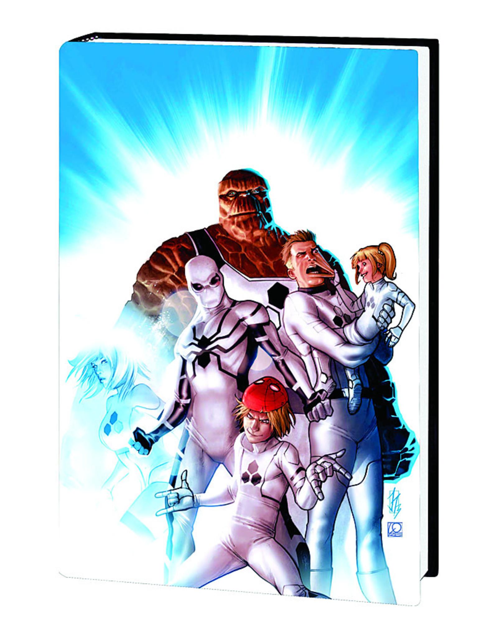 MARVEL COMICS SPIDER-MAN FANTASTIC SPIDER-MAN PREM HC