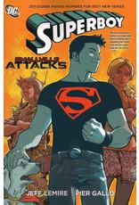 DC COMICS SUPERBOY SMALLVILLE ATTACKS TP