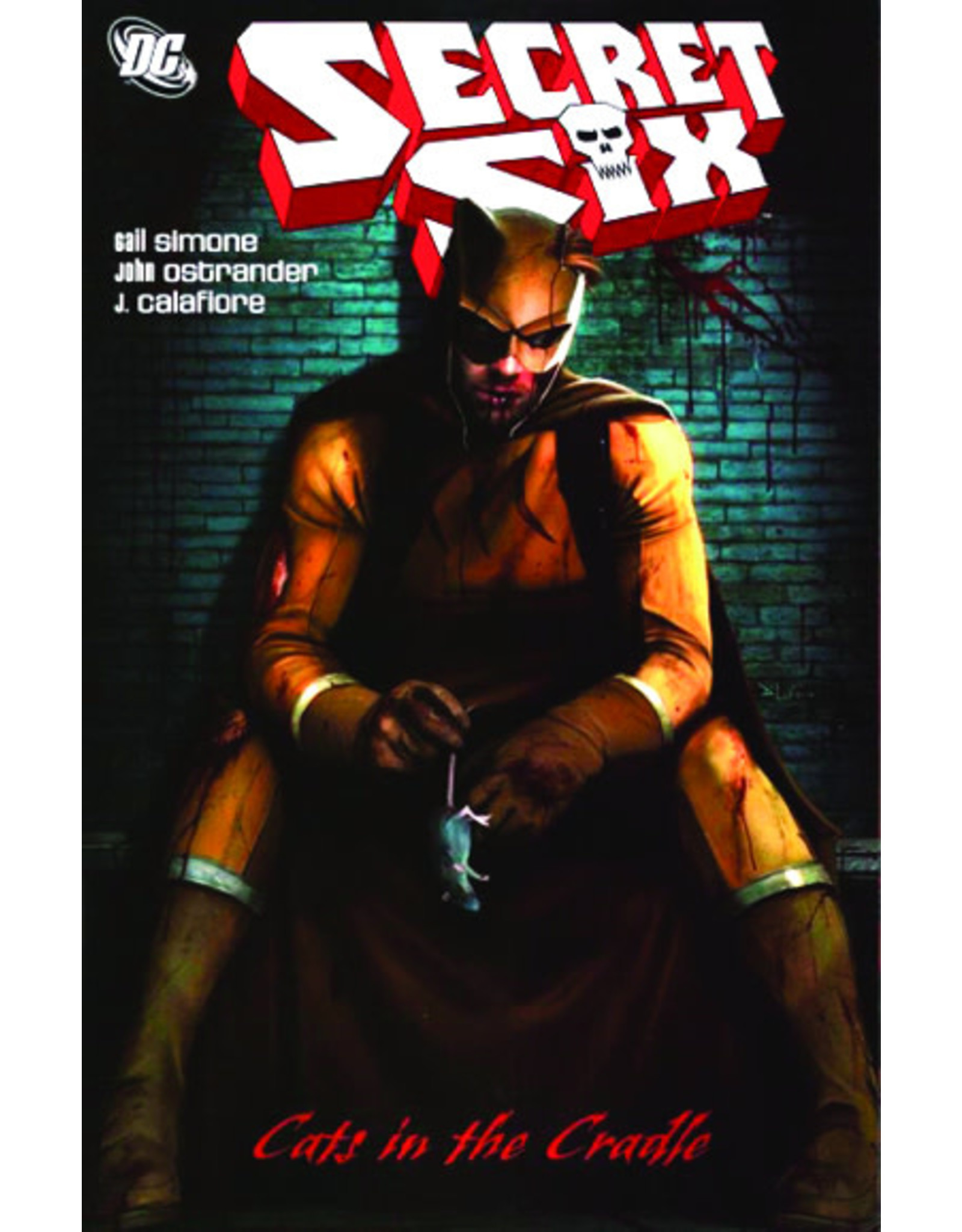 DC COMICS SECRET SIX VOL 04 CATS IN THE CRADLE TP