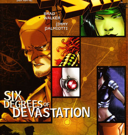 DC COMICS SECRET SIX SIX DEGREES OF DEVASTATION TP