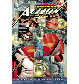 DC COMICS SUPERMAN ACTION COMICS HC VOL 03 END OF DAYS