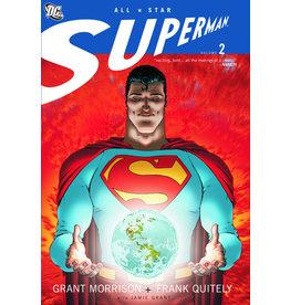 DC COMICS ALL STAR SUPERMAN TP VOL 02