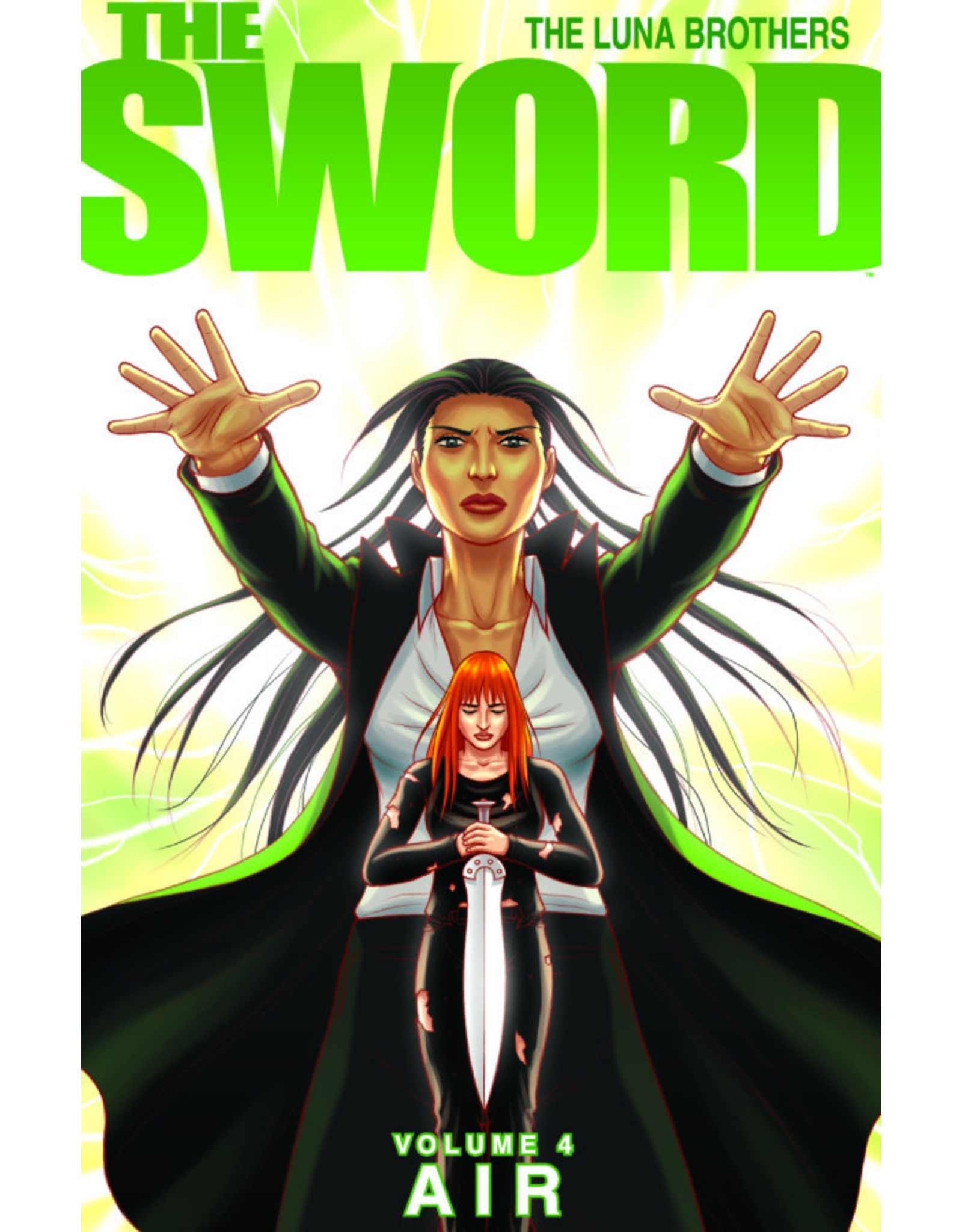 IMAGE COMICS SWORD TP VOL 04 AIR
