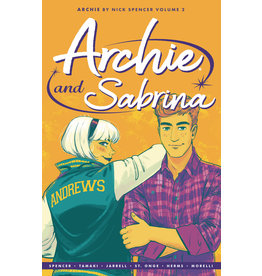 ARCHIE COMIC PUBLICATIONS ARCHIE BY NICK SPENCER TP VOL 02 ARCHIE & SABRINA