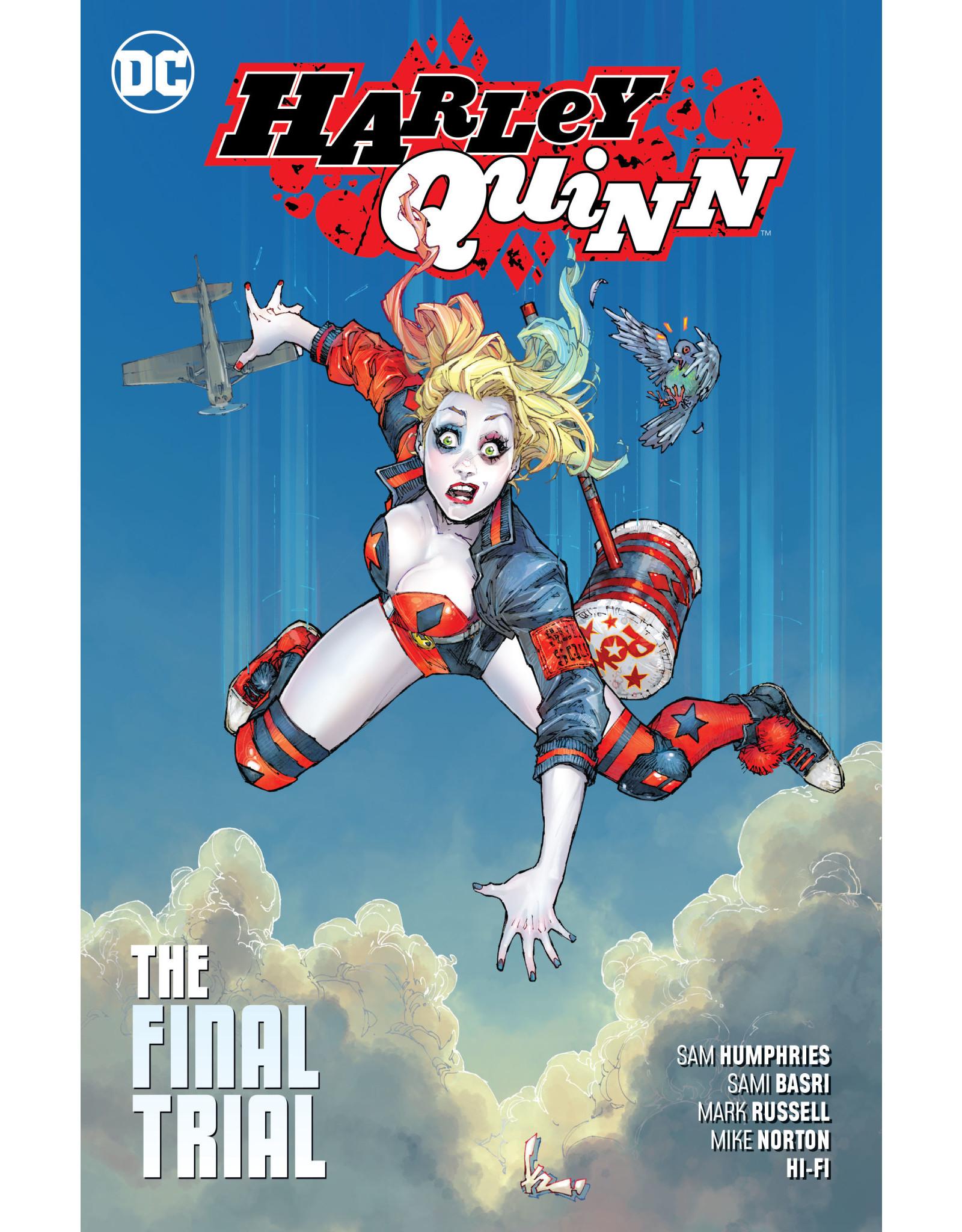 DC COMICS HARLEY QUINN TP VOL 04 THE FINAL TRIAL