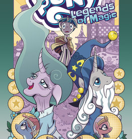 IDW PUBLISHING MY LITTLE PONY LEGENDS OF MAGIC OMNIBUS TP VOL 01