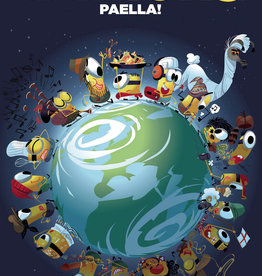 TITAN COMICS MINIONS PAELLA TP