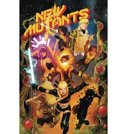 MARVEL COMICS NEW MUTANTS BY HICKMAN TP VOL 01