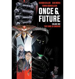 BOOM! STUDIOS ONCE & FUTURE TP VOL 01