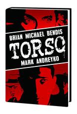 MARVEL COMICS TORSO GN HC
