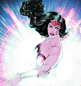 DC COMICS WONDER WOMAN CONTAGION TP