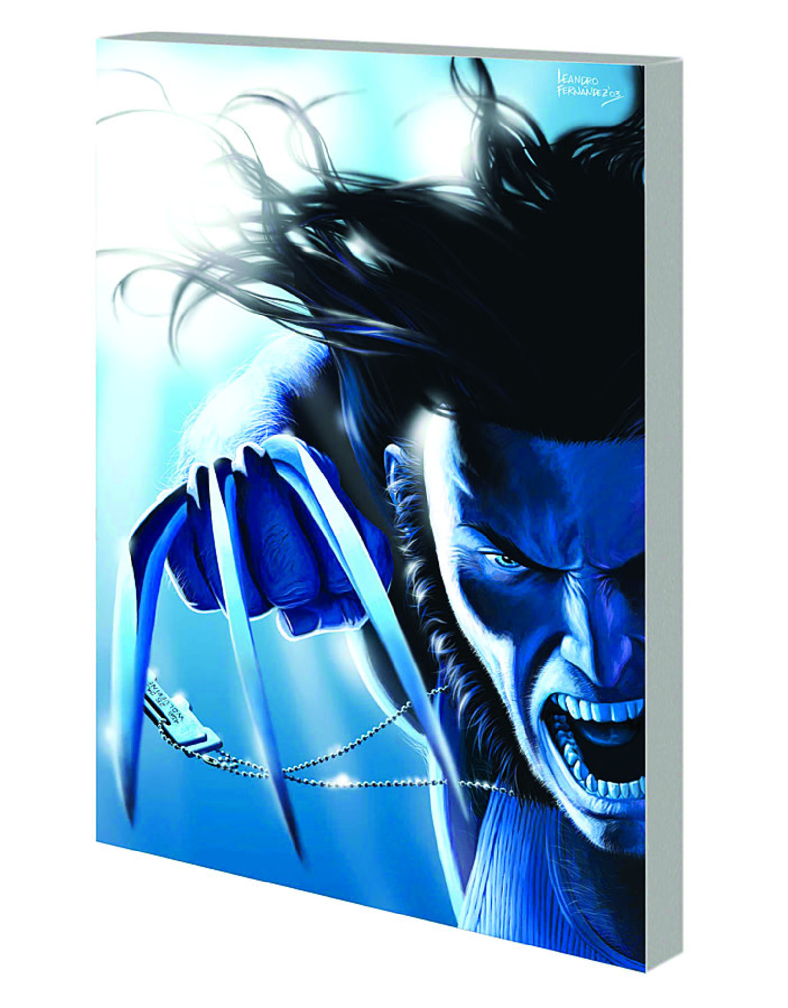 MARVEL COMICS WOLVERINE BY GREG RUCKA ULTIMATE COLLECTION TP