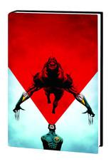 MARVEL COMICS WOLVERINE WOLVERINE VS X-MEN PREM HC