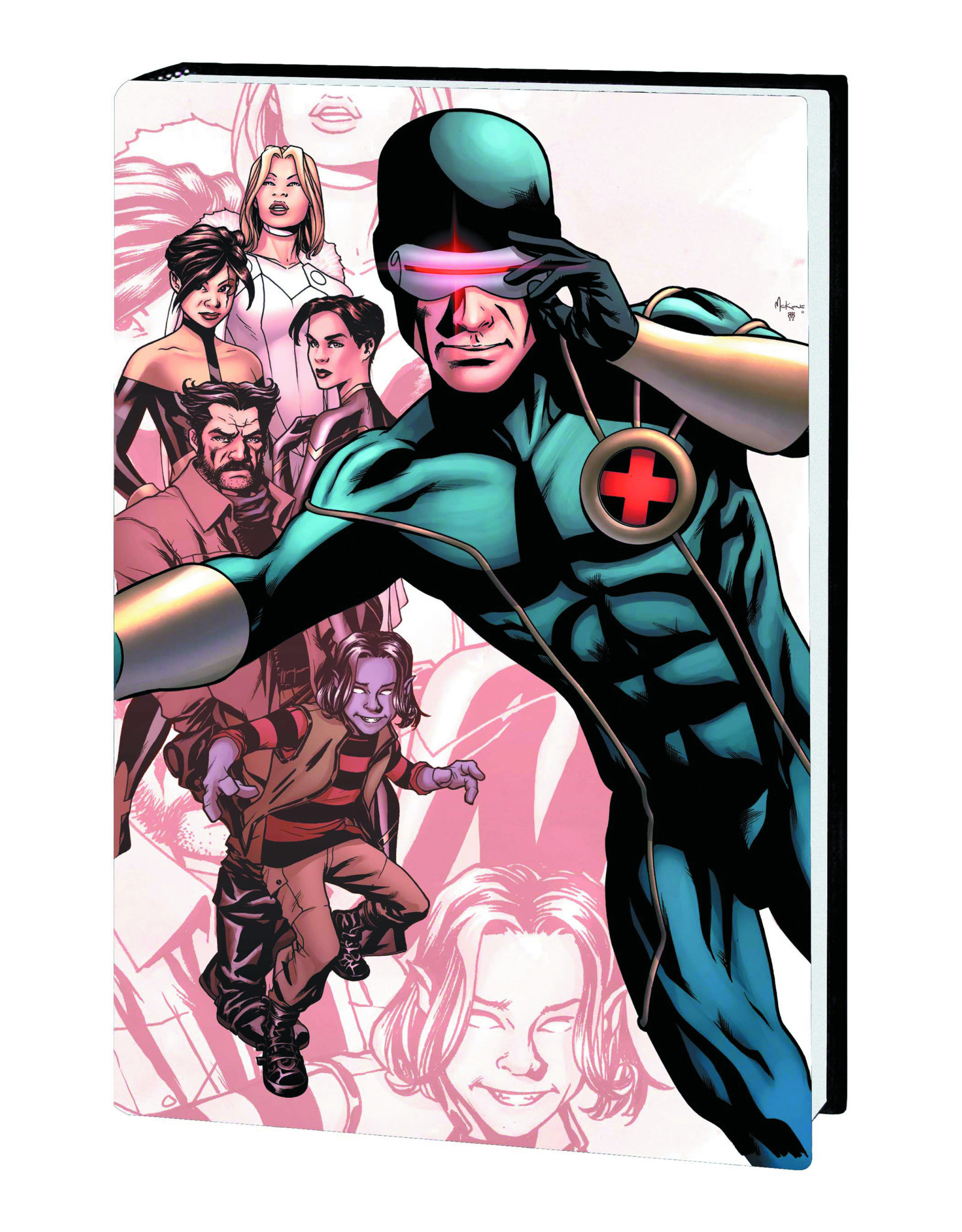 MARVEL COMICS ASTONISHING X-MEN EXALTED PREM HC