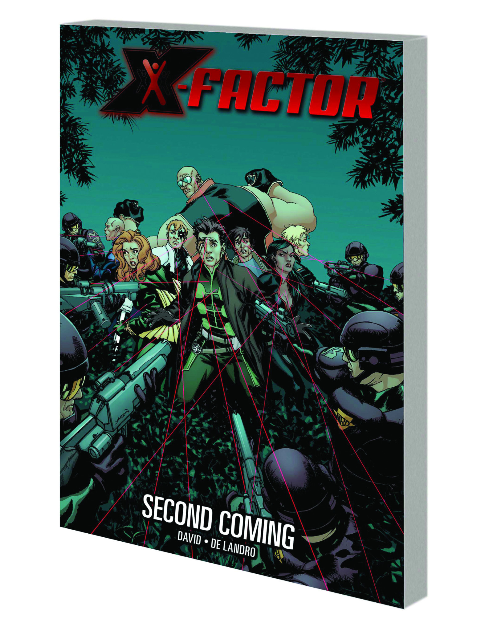 MARVEL COMICS X-FACTOR TP VOL 10 SECOND COMING