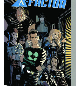 MARVEL COMICS X-FACTOR BY PETER DAVID TP VOL 01 COMPLETE COLLECTION