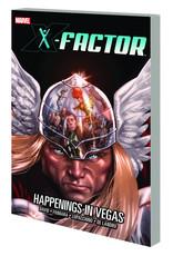 MARVEL COMICS X-FACTOR TP VOL 11 HAPPENINGS IN VEGAS