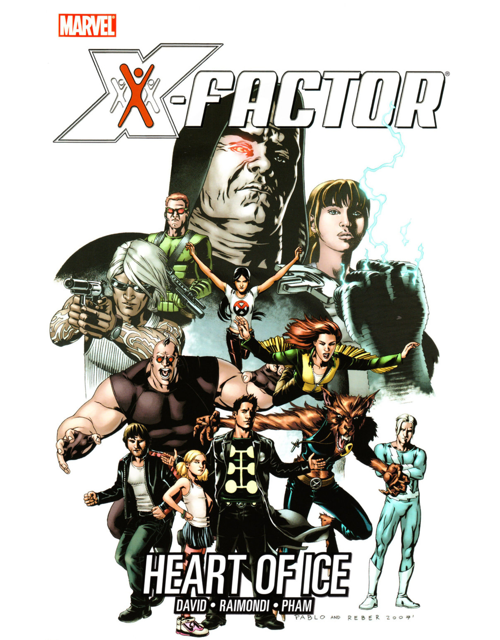 MARVEL COMICS X-FACTOR TP VOL 04 HEART OF ICE