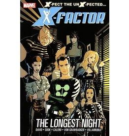 MARVEL COMICS X-FACTOR TP VOL 01 LONGEST NIGHT