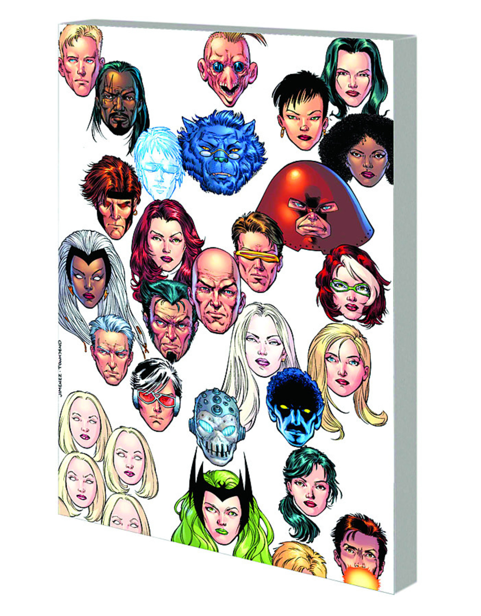 MARVEL COMICS NEW X-MEN BY GRANT MORRISON GN TP 6