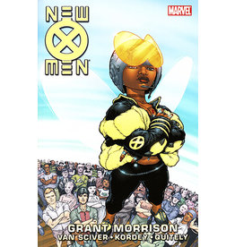 MARVEL COMICS NEW X-MEN BY GRANT MORRISON GN TP 2
