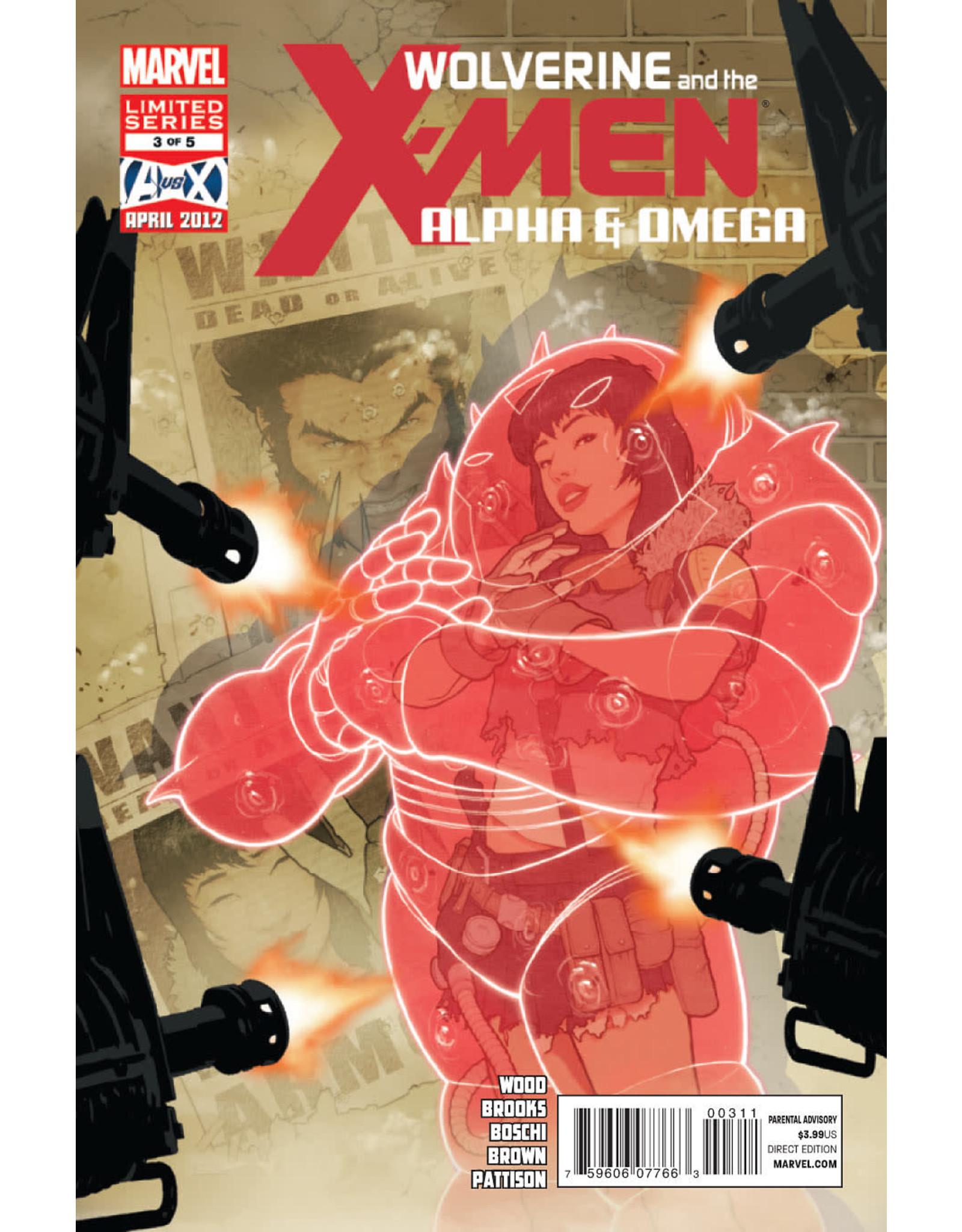 MARVEL COMICS WOLVERINE AND X-MEN PREM HC ALPHA AND OMEGA