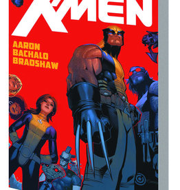 MARVEL COMICS WOLVERINE AND X-MEN BY JASON AARON PREM HC VOL 01