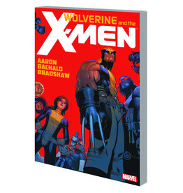 MARVEL COMICS WOLVERINE AND X-MEN BY JASON AARON PREM HC VOL 01