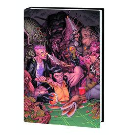MARVEL COMICS WOLVERINE AND X-MEN BY JASON AARON PREM HC VOL 02
