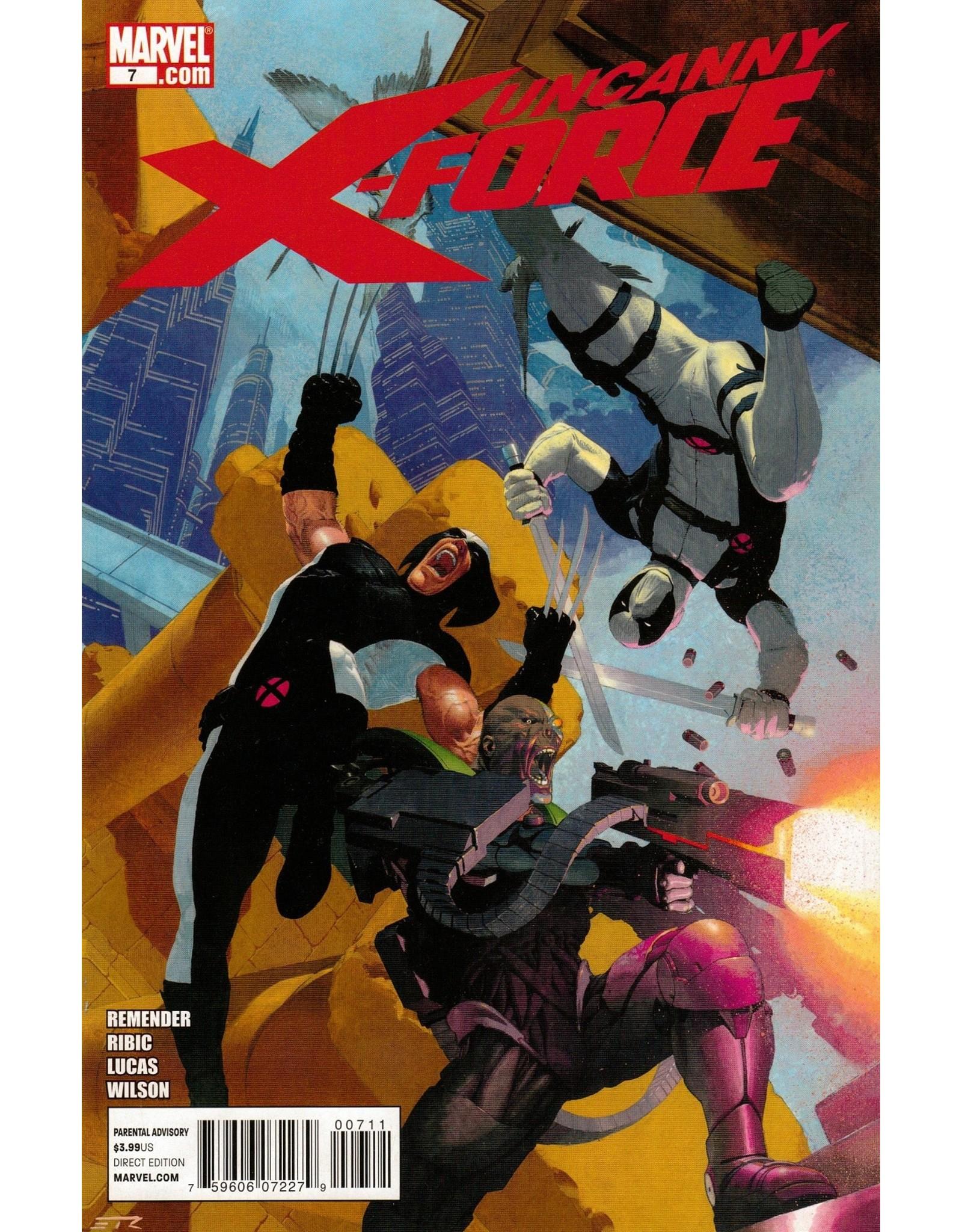 MARVEL COMICS UNCANNY X-FORCE PREM HC VOL 02 DEATHLOK NATION