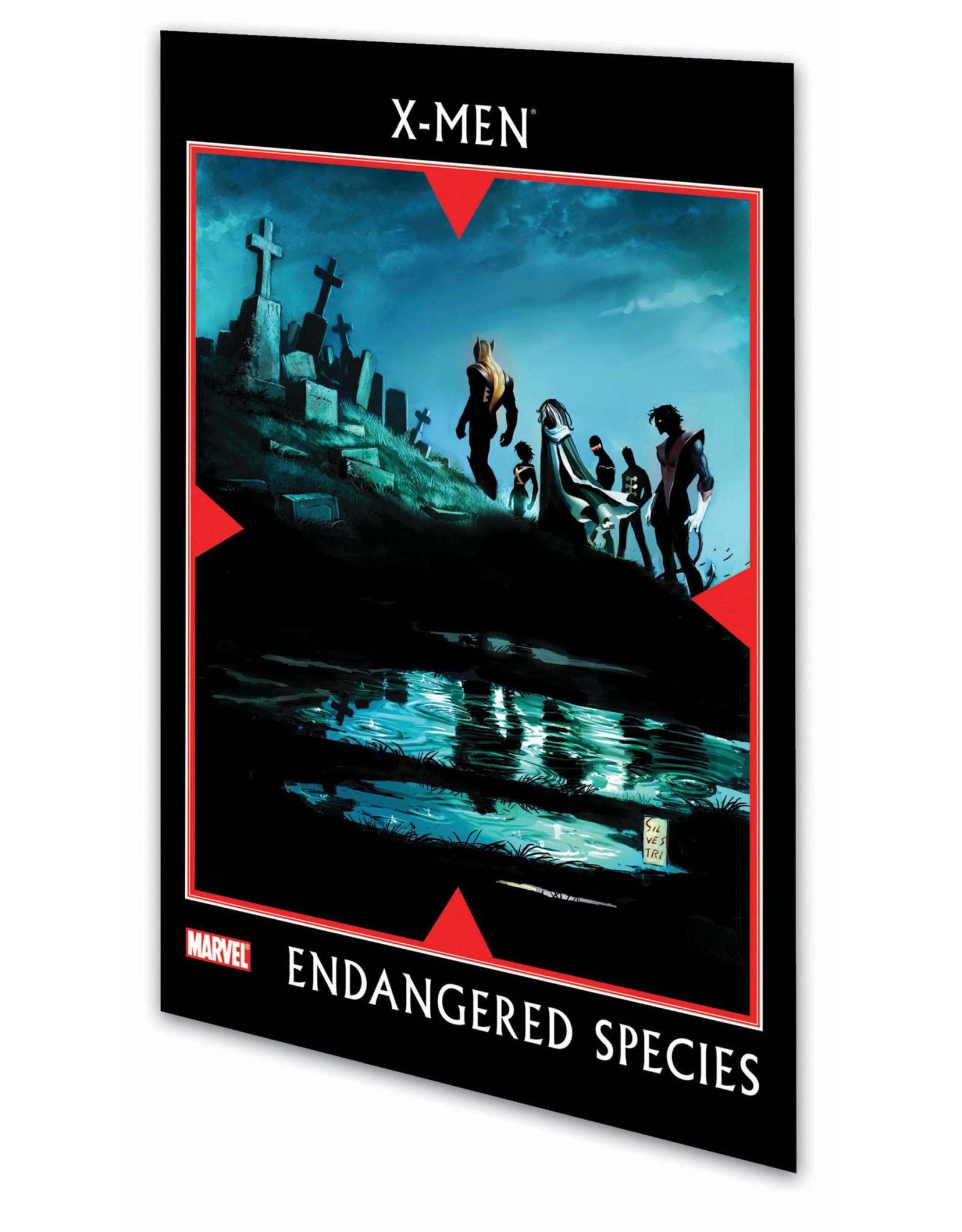 MARVEL COMICS X-MEN TP ENDANGERED SPECIES