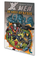 MARVEL COMICS X-MEN DEADLY GENESIS TP