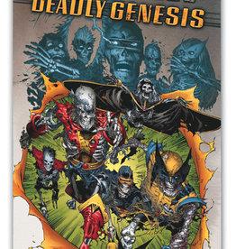 MARVEL COMICS X-MEN DEADLY GENESIS TP