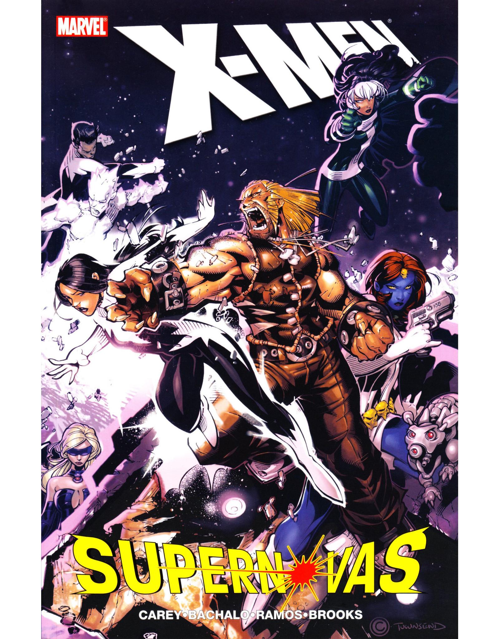MARVEL COMICS X-MEN TP SUPERNOVAS