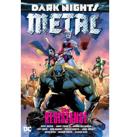 DC COMICS DARK NIGHTS METAL THE RESISTANCE TP