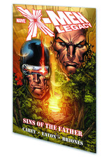 MARVEL COMICS X-MEN LEGACY TP SINS OF THE FATHER