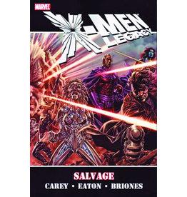 MARVEL COMICS X-MEN LEGACY TP SALVAGE
