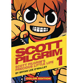 ONI PRESS INC. SCOTT PILGRIM COLOR HC VOL 01 (OF 6)