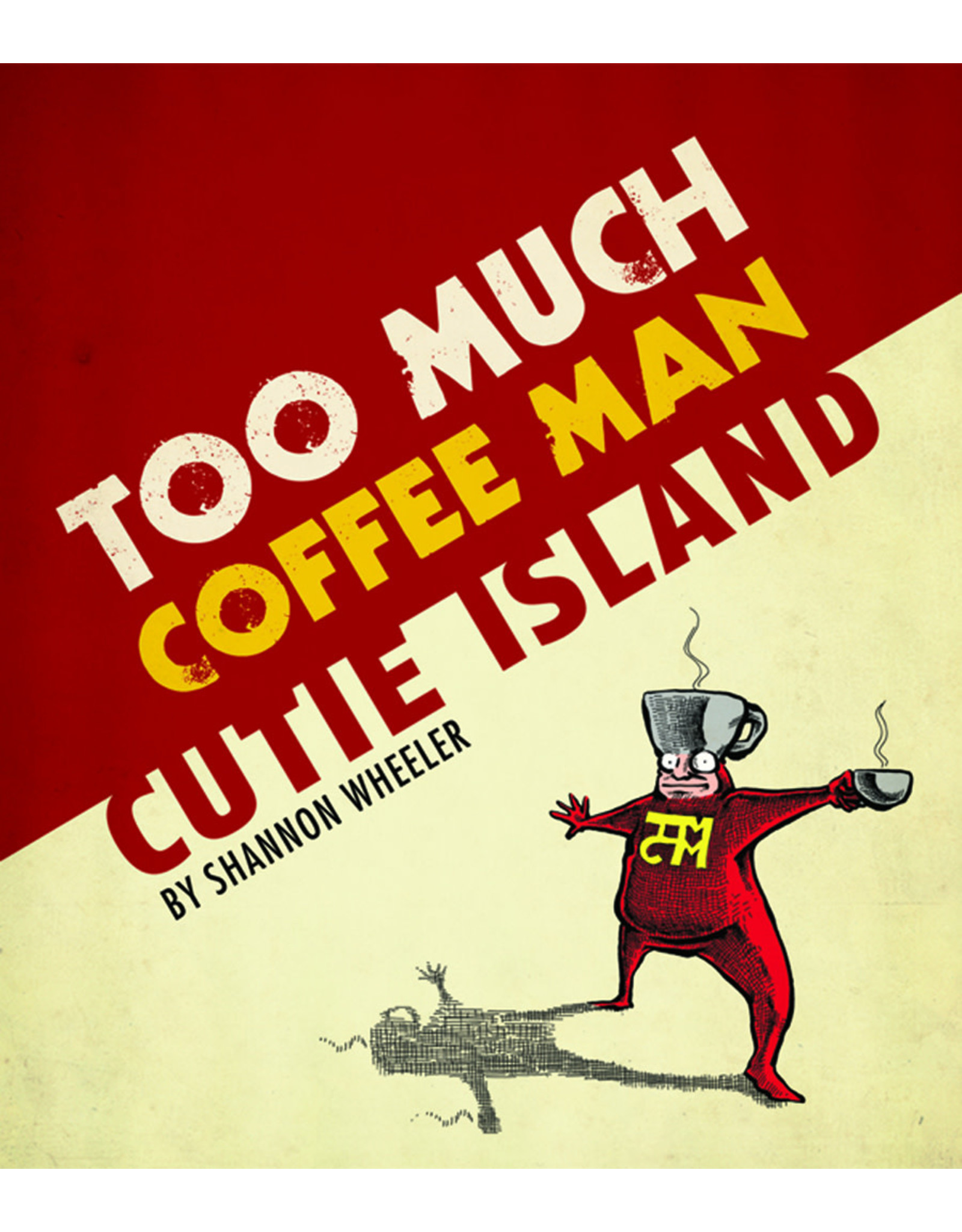 BOOM! STUDIOS TOO MUCH COFFEE MAN CUTIE ISLAND TP