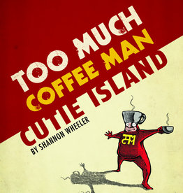BOOM! STUDIOS TOO MUCH COFFEE MAN CUTIE ISLAND TP