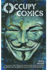 BLACK MASK COMICS OCCUPY COMICS TP