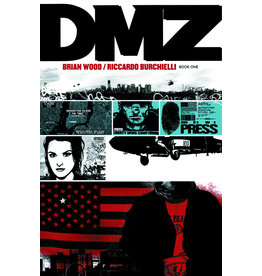 DC COMICS DMZ DELUXE EDITION HC BOOK 01 (OOP)