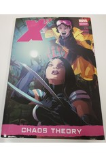 MARVEL COMICS X-23 PREM HC VOL 02 CHAOS THEORY (OOP)