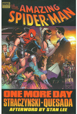 MARVEL COMICS SPIDER-MAN PREM HC ONE MORE DAY DM ED