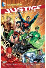 DC COMICS JUSTICE LEAGUE HC VOL 01 ORIGIN