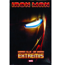 MARVEL COMICS IRON MAN EXTREMIS HC